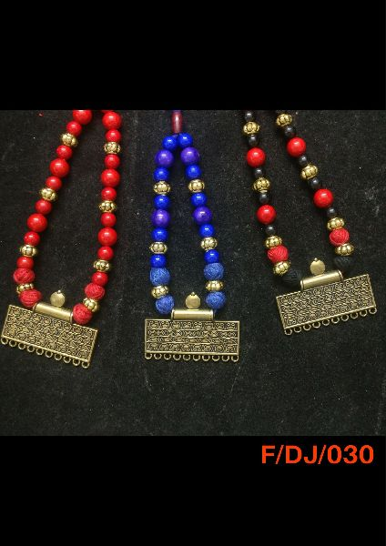 Dokra Necklace Set