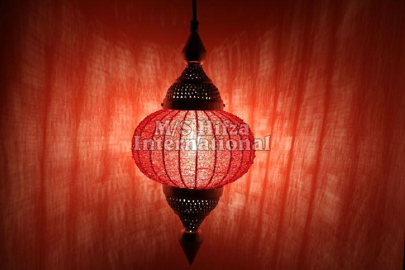 Colorful Moroccan Lamp