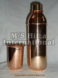 Leak Proof Copper Water Bottle