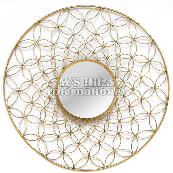 Metal Decorative Mirror