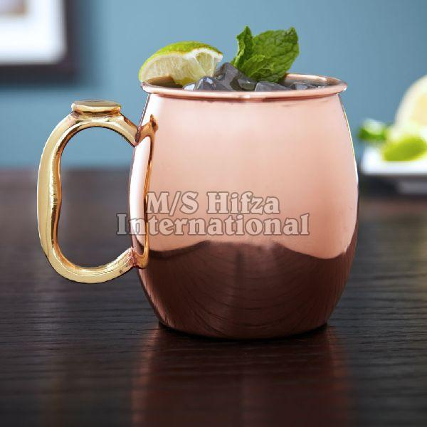 Printed Copper Mug