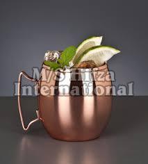 Small Copper Mug