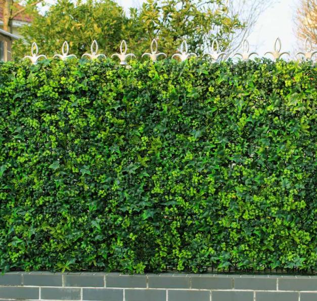 Artificial Green Grass Wall