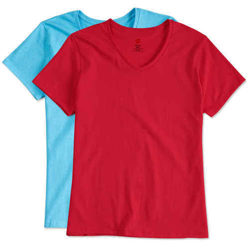 Ladies Colored T Shirt