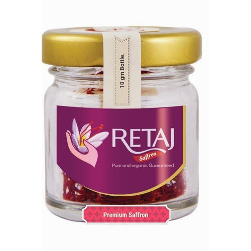 Organic Premium Kashmiri Saffron