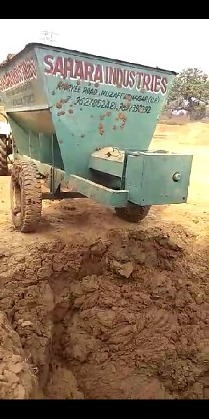 Brick Field Clay Mixer