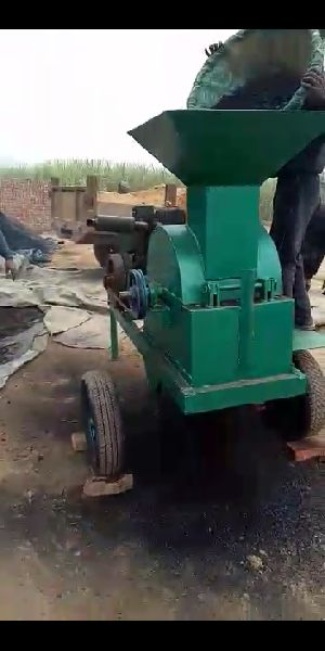 Bricks Field Coal Crusher