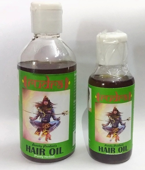 Rudra Anti Dandruff Hair Oil