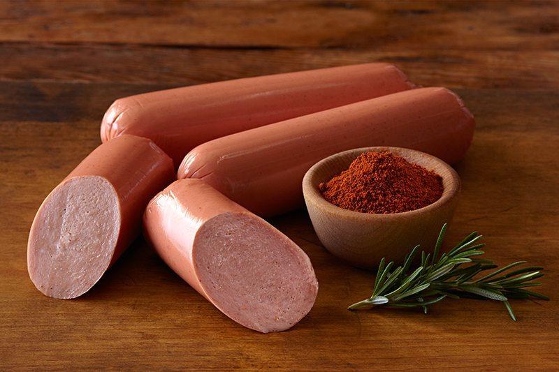 Pork Bologna Sausages
