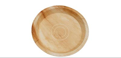 12 Inch Round Disposable Plate