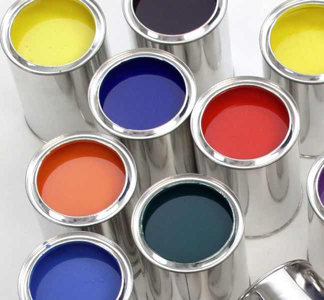Industrial Epoxy Paint