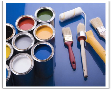 Industrial Polyurethane Paint