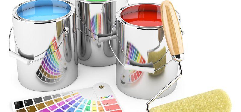 Moisture Curing Urethane Paint