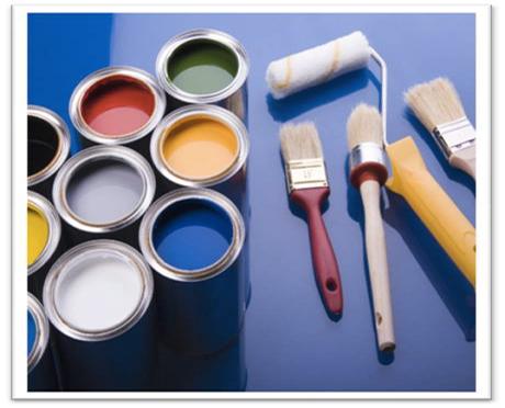 Polyurethane Enamel Paint