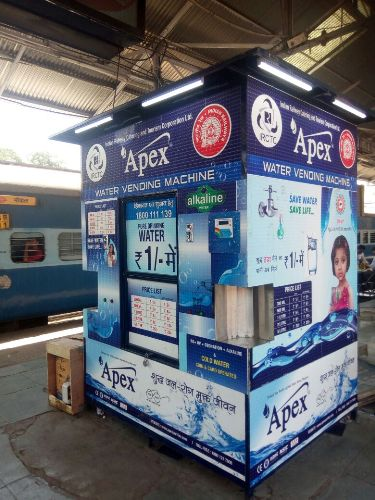Indian Railway Water ATM
