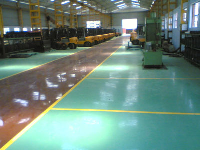 Industrial Epoxy Grout