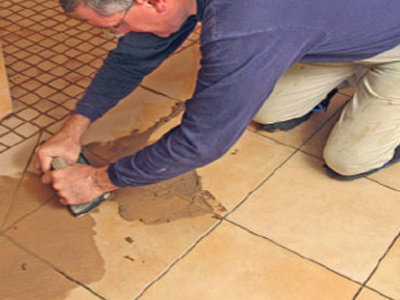 Sanded Grout