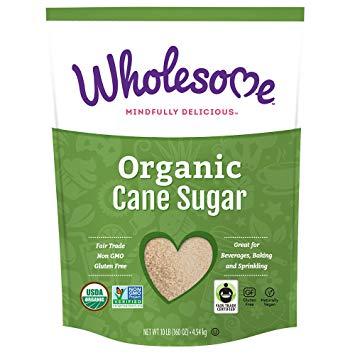 Organic Cane Sweetener Granules