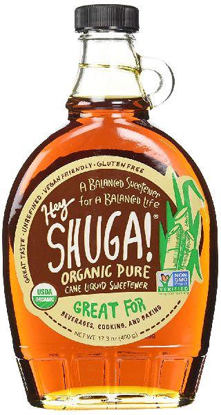 Organic Cane Sweetener Syrup