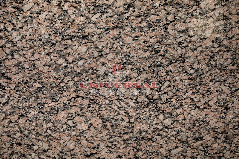 Crystal Pink Granite Slab