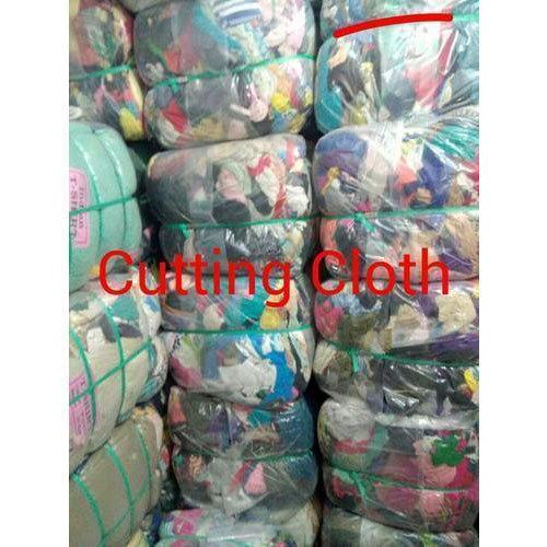 Cut Piece Cotton Cloth Waste