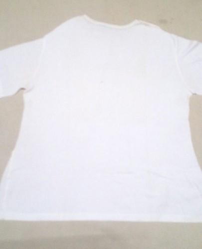 White T Shirt Waste