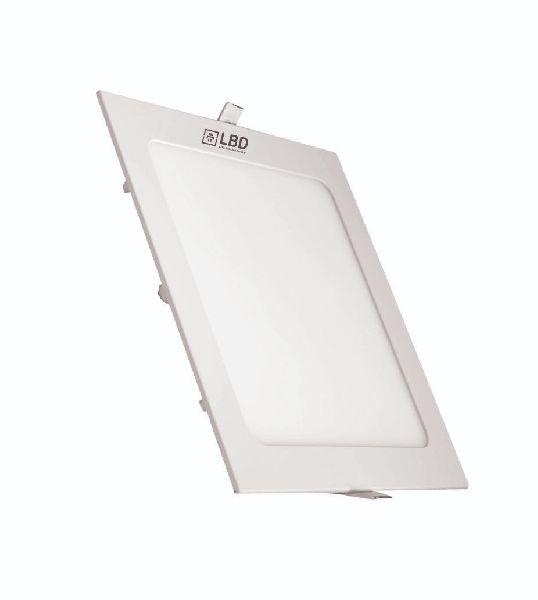 Led Slim Square Panel Light