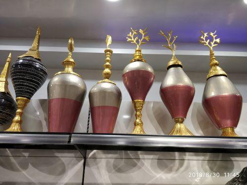Brass Plain Vase 02