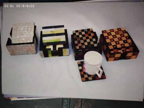Horn and Born Tea Coaster 02