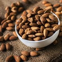 Organic Almonds