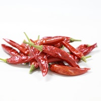 Whole Red Chilli