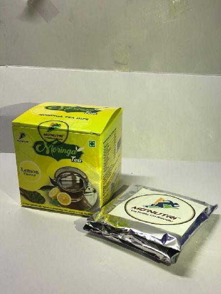 Lemon Flavored Moringa Tea