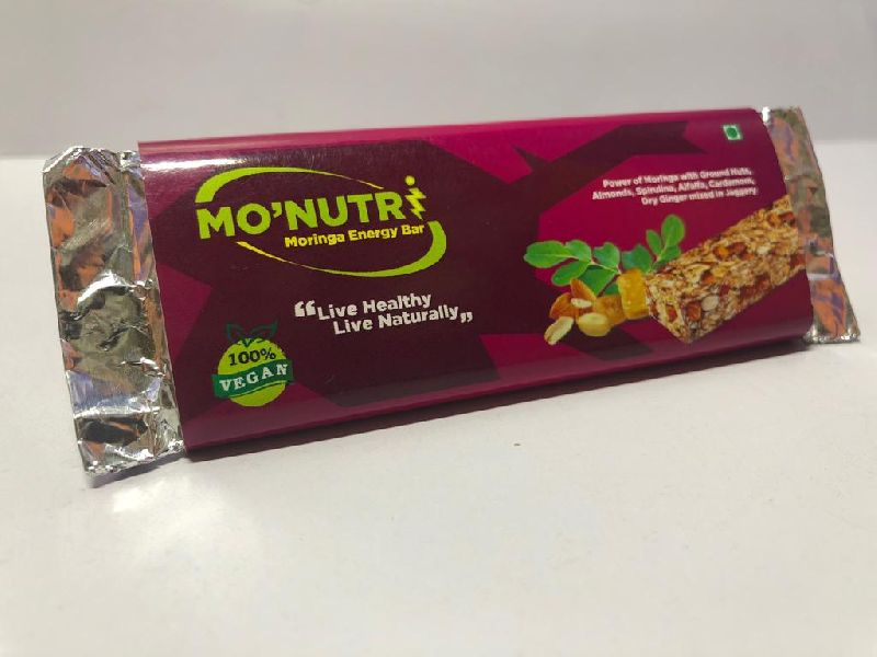 Moringa Vegan Energy Bar
