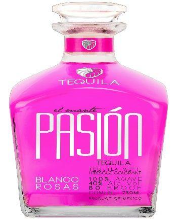 Pink Tequila El Mante Pasión