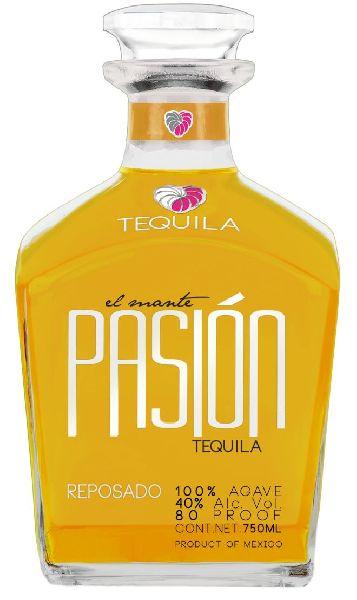 Yellow Tequila El Mante Pasión