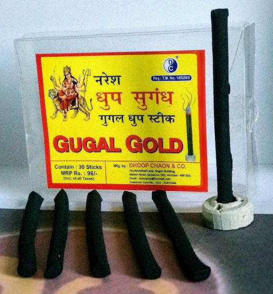 Gugal Gold Dhoop Stick