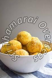 Sweet Millet Balls