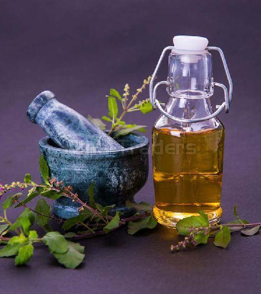Natural Tulsi Oil