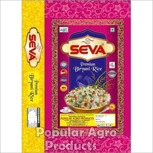 Jeerasambha Indian Biryani Rice