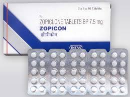 Zopicone Tablets