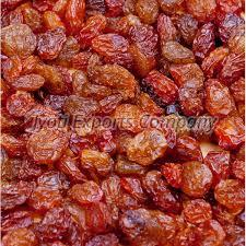 Organic Red Raisins