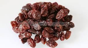 Round Red Raisins