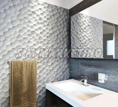 3D Bathroom Wall Tile