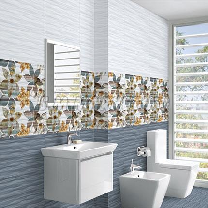 Vitrified Bathroom Wall Tile
