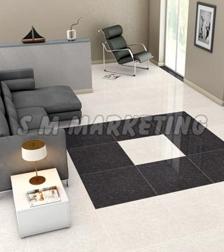 Vitrified Porcelain Floor Tile