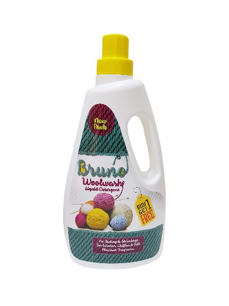 Bruno Wool Wash Liquid Detergent Manufacturer Supplier in