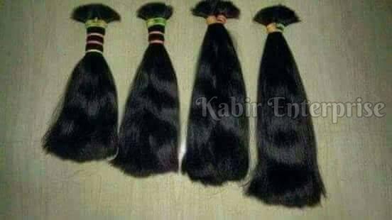 Non Remy Double Drawn Hair 04