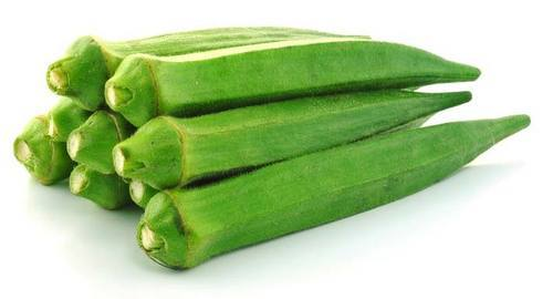 Fresh Natural Okra