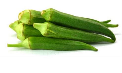 Fresh Organic Okra