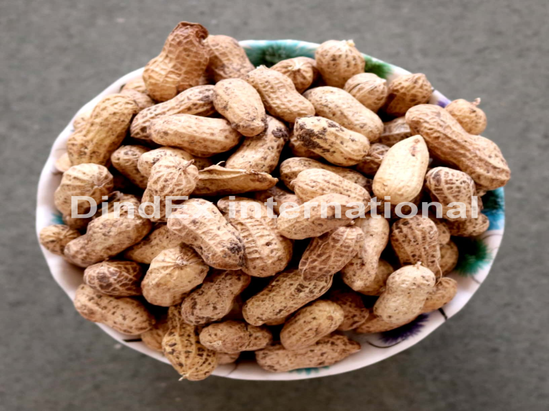 Nutrition Shelled Peanuts